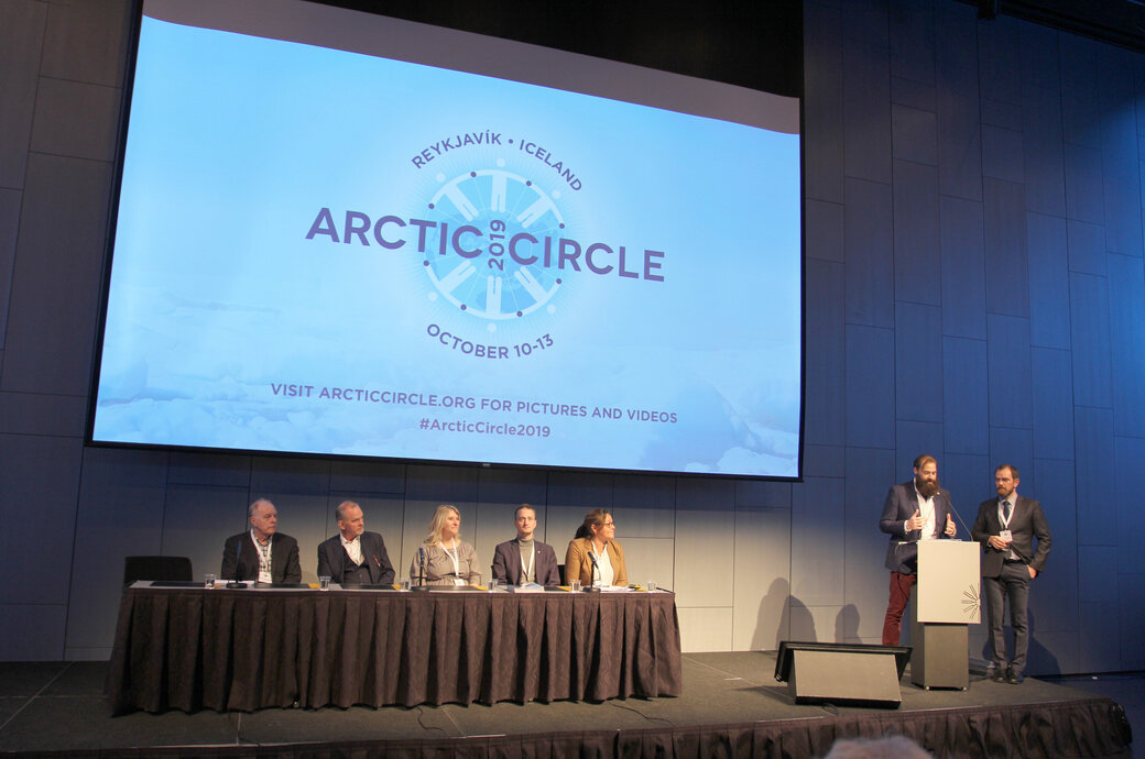 EFLA at the Arctic Circle 2019