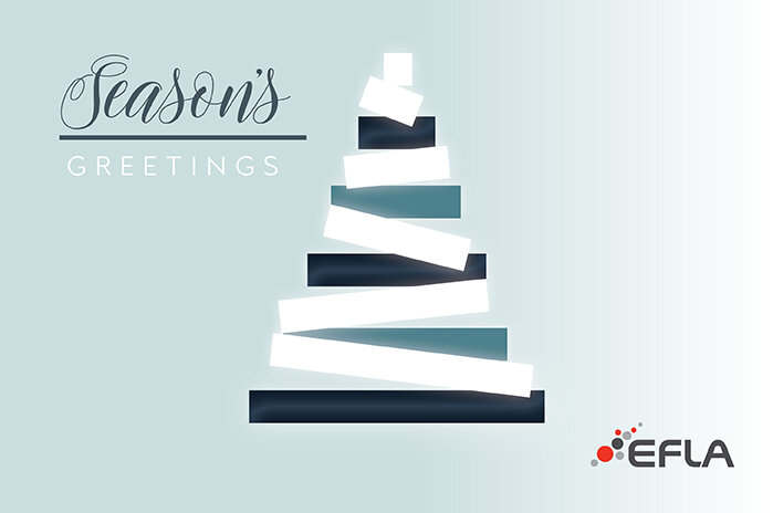 Seasons greetings from EFLA