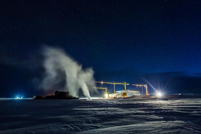 Þeistareykir geothermal power plant |Projects |EFLA